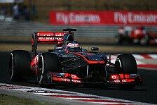Formel 1 - Viele gute Erinnerungen an Spa: McLaren Vorschau: Belgien GP