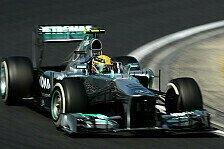 Formel 1 - Mercedes k�nnte sehr stark werden: Video - Hemberys R�ckblick auf den Ungarn GP