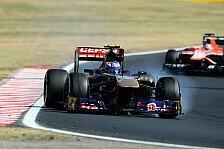 Formel 1 - Es steht viel auf dem Spiel: Tost macht Ricciardo Druck