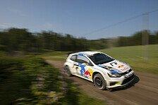 WRC - Volkswagen startet in Finnland von Spitzenpositionen: VW-Duos mit aussichtsreichen Startpl�tzen