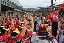 NASCAR - Crown Royal presents the Samuel Deeds 400