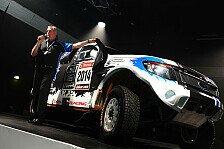 Dakar - Eins�tze f�r Alvarez/Graue und Visser/Badenhorst: Ford geht 2014 mit zwei Ranger an den Start