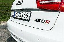 Auto - Ab(t)soluter Rennwagen: Praktischer Extremsportler: Der ABT AS6-R