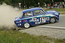 Mehr Rallyes - 1. Silberstrom-Rallye Schneeberg