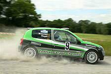 Mehr Rallyes - Osterburgrallye