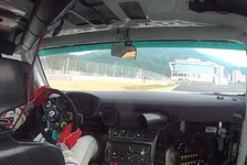Le Mans Serien - Neue Rennstrecke in S�dkorea: Video - Inje Speedium: Onboard im GT-Mercedes