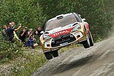 WRC - Sieg zwingend erforderlich: Citroen: Letzter Halt, Deutschland
