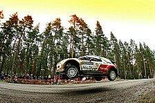 WRC - Kris hat uns viel zum Nachdenken gegeben: Al Qassimi: Weitere Eins�tze f�r Meeke angedacht