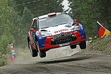 WRC - Die Atmosph�re bei der Rallye ist wirklich beeindruckend: Robert Kubica