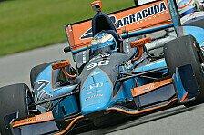 IndyCar - Vorerst vier Rennen: Luca Filippi startet f�r RLL