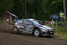 WRC - Bedenken f�r Tag zwei: Neuville: Habe das Fahren wirklich genossen
