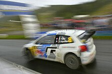 WRC - Ogier träumt vom ersten Sieg
