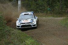 WRC - Relax, Enjoy & Commitment: Video: Rallye Finnland Tag 1