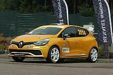 Mehr Motorsport - Schneller als der Vorg�nger: Neuer Renault Clio Cup kommt 2014
