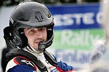 WRC - Nur Lokalmatador Jari Ketomaa war schneller: Kubica: Damit habe ich nicht gerechnet