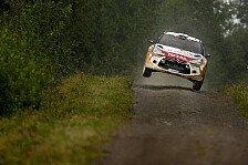 WRC - Das Aus auf der legend�ren Pr�fung: Video - Meekes �berschlag auf der Ouninpohja