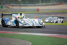 Le Mans Serien - Ausfall f�r M�cke: AsLMS in Inje: KCMG holt ersten Sieg