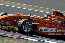 ADAC Formel Masters - Erster Sieg das Ziel: G�nther startet mit Doppel-Pole ins Wochenende
