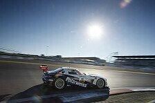ADAC GT Masters - Erster Saisonerfolg f�r Mercedes-Benz: Buhk und G�tz siegen am N�rburgring