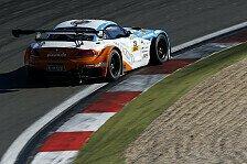 ADAC GT Masters - Gute Laune beibehalten: N�rburgring: Sandritter rast auf aufs Podium
