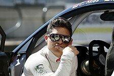ADAC GT Masters - Entt�uschendes Wochenende auf dem N�rburgring : Christopher Mies ohne Renngl�ck