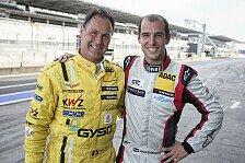ADAC GT Masters - Alessi und Bleekemolen in Front: N�rburgring: Corvette dominiert Qualifying