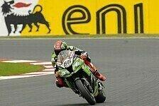 Superbike - Ein paar Punkte sind besser als leer auszugehen: Sykes verliert an Boden