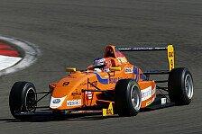 ADAC Formel Masters - Lokalmatador Marvin Dienst in Startreihe zwei: G�nther startet mit Doppel-Pole ins Saisonfinale