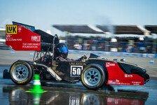 Formula Student - Akron siegt mit Reifen-Trick beim Wet-Pad: FSG Hockenheim - Tag 3