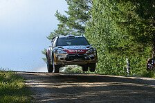 WRC - Highspeedjagd durch die W�lder: Video - An Bord mit Hirvonen in Finnland