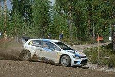 WRC - Neuville entscheidet markeninternes Duell f�r sich: Ogier feiert ersten Finnland-Sieg