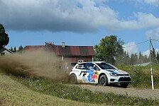 WRC - Kr�nung beim VW-Heimspiel?: Titel-Matchball f�r Ogier