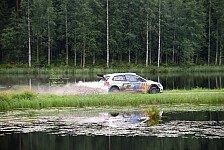 WRC - Stimmen vor dem Showdown