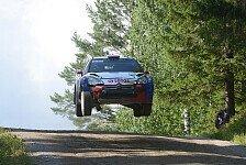 WRC - Start gegen Saisonende m�glich: Kubica schon in diesem Jahr in der WRC?