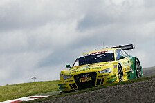 DTM - Rockenfeller holt Pole in Pannen-Qualifying