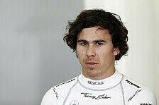 DTM - Mercedes erstmals voran: Wickens am letzten Testtag mit Bestzeit