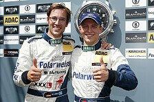 ADAC GT Masters - Weiterer Erfolg nach Spa: N�rburgring: Buhk feiert Premierensieg