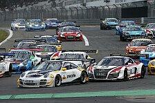 ADAC GT Masters - Fakten und Zahlen: Kennziffern zur ADAC GT Masters-Saison 2013