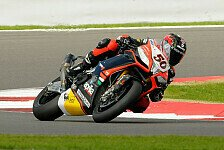 Superbike - Starke Leistung trotz Schmerzen: Guintoli baut WM-F�hrung aus