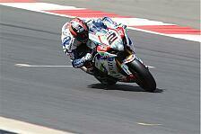 Superbike - Beste Saisonplatzierungen f�r Cluzel und Camier: Suzuki in beiden Rennen auf dem Podium