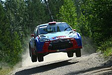 WRC - Highspeed rund um Jyv�skyl�: Video - Best of Kubica bei der Rallye Finnland