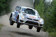 WRC - Nur vier Pr�fungen �bernommen: Rallye Finnland im neuen Gewand