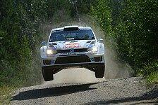 WRC - F�nfter Saisonsieg f�r Sebastien Ogier: Dominator Ogier: Es ist unbeschreiblich
