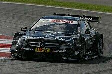 DTM - Bilderserie: Moskau - Mercedes-Stimmen nach dem Rennen