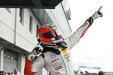 ADAC Formel Masters - Lerne jedes Mal, wenn ich ins Auto steige: Alessio Picariello