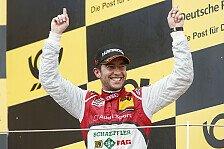 DTM - Audi klar das schnellste Auto: Rockenfeller: Schritt Richtung Meisterschaft
