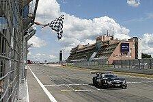 ADAC GT Masters - F�hrung in der Gesamtwertung erobert: H�rtgen und Baumann siegen am N�rburgring