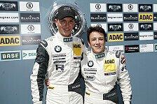 ADAC GT Masters - Zweiter Saisonsieg auf dem N�rburgring: Sieg und Halbzeittitel f�r H�rtgen/Baumann