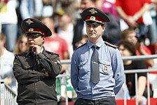 DTM - Putin und 45.000 andere Russen: Moskau: Die Tops & Flops