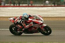 Superbike - Schwieriger Start f�r Ducati Alstare: Checa st�rzt am N�rburgring